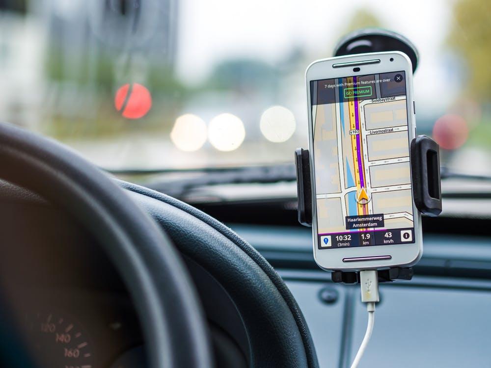 GPS sporing er effektivt og nemt