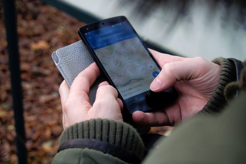 GPS sporing hjælper medarbejderne